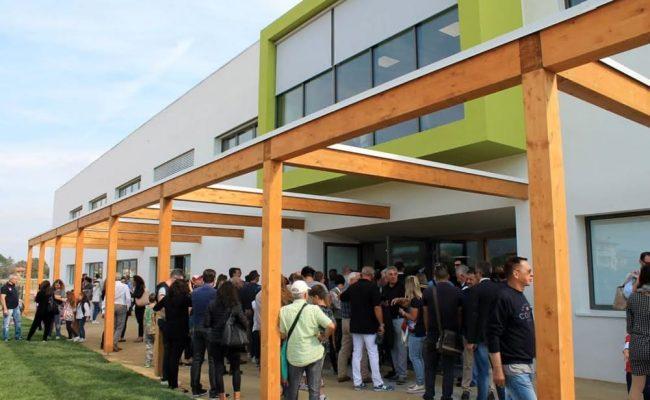 Scuola primaria Fornacette inaugurazione 1 ottobre 2016-2