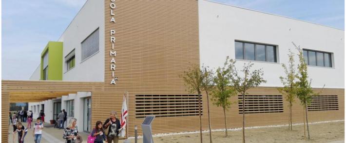 """Scuola Primaria Sandro Pertini di Fornacette: la prima scuola certificata """"Casa Clima School"""" in Italia"""